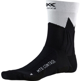 X-Socks MTB Control Calcetines, black/anthracite